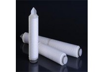 PP pleated filter cartridges